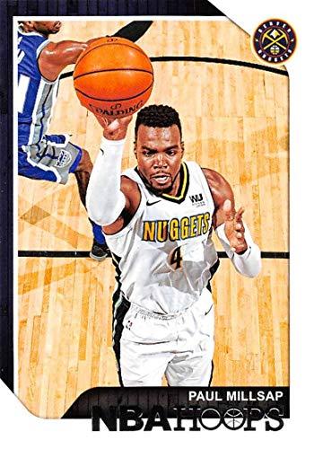 2018-19 Panini Hoops #42 Paul Millsap Denver Nuggets Basketball Card