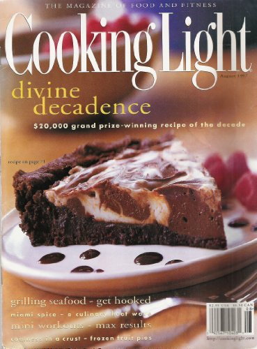 Daiquiri Cheesecake (Cooking Light the Magazine of Food and Fitness August 1997 (Volume II))