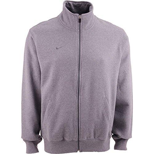 Nike Men's Fleece Jacket Color Gray NWT (XL)
