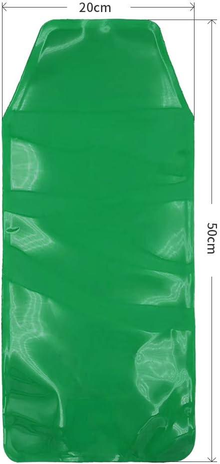 Flexible Funnel ZoneYan Flexibler /Öltrichter Trichter /Ölablass 50x20cm Entleerungswerkzeug Flexibel Entleerungs Werkzeug /Ölf/ührungsplatte Flexibler Trichter Allzwecktrichter