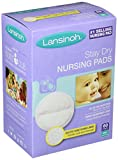 Health & Personal Care : Lansinoh Laboratories 20265 Disposable Nursing Pads, 2 Count