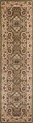 Taupe Kashan Rug - KAS Oriental Rugs Cambridge Collection Kashan Runner, 2'2