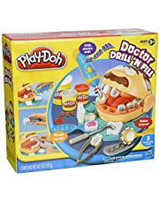 Hasbro Play-Doh 37366 Doctor Drill 'N Fill, Multi Color
