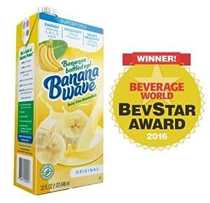 Banana Wave Bananamilk Bananamilk - (Case of 12 - 32 fl oz)