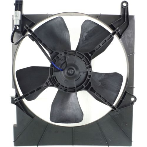 MAPM Premium AVEO 05-08 RADIATOR FAN SHROUD ASSEMBLY, w/AC