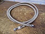72 dishwasher hose - (Ship from USA) Watts FSD72H 72