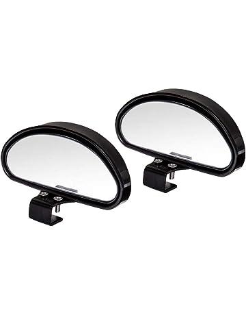 Specchio Retrovisore Aggiuntivo per Auto Furgoni Traino Coppia specchietti per Angolo Morto//Punto Cieco Grandangolo Regolabili Autoscuola-Tempo di Saldi/®