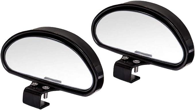 Wildauto Toter Winkel Spiegel Auto Blind Spot Spiegel Universal Trainer Rückspiegel Hd Einstellbar Rückspiegel Konvexe Spiegel Zusätzliche Rückspiegel Für Alle Arten Von Fahrzeugen 2 Stk Auto