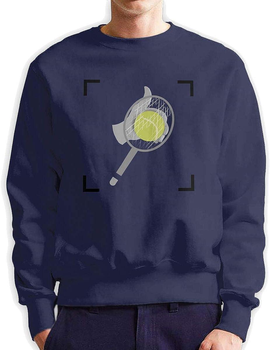 Fashion Wild Classic Capless Round Neck Sweater Popular Pattern Design