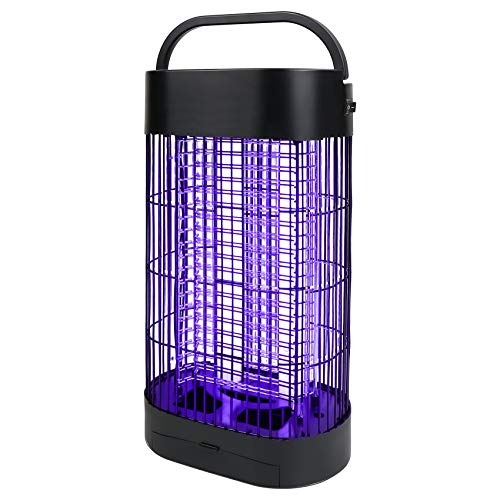 2021 Electric Bug Zapper, Safe Mosquito Killer 1800V, 18W UV Light Insect Trap, Fruit Fly Repellent Natural Pest Control…
