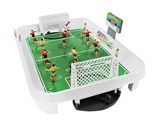 Mini Kicker Fussballtisch Fussballspiel Kickertisch Fußball Neu #1500