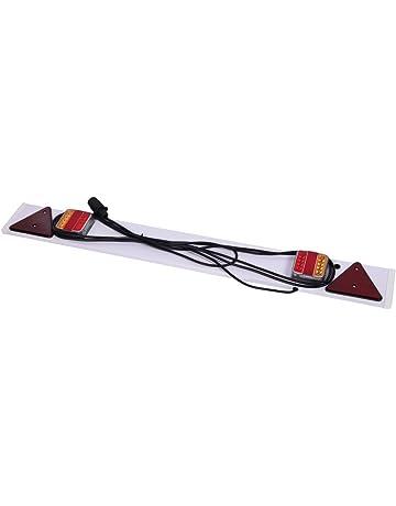 Bombilla Combinación Trailer cola luz par 12 V 5 funciones de la cola, combinación de