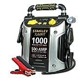 STANLEY - Mantenedor de batería 2, 1000 Peak Amp with Compressor