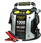 Stanley 500 AMP Jump Starter with Com...