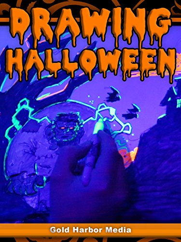 Drawing Halloween -