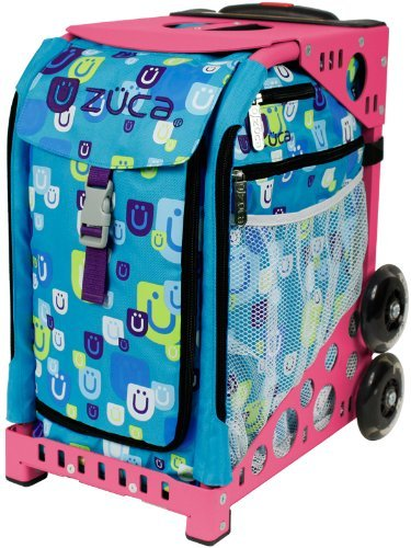 Zuca Bag Be Zappy (Pink Frame) by ZUCA