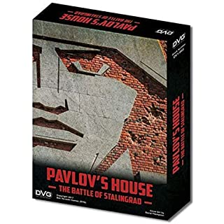 DVG: Pavlov's House, The Battle of Stalingrad, Boardgame