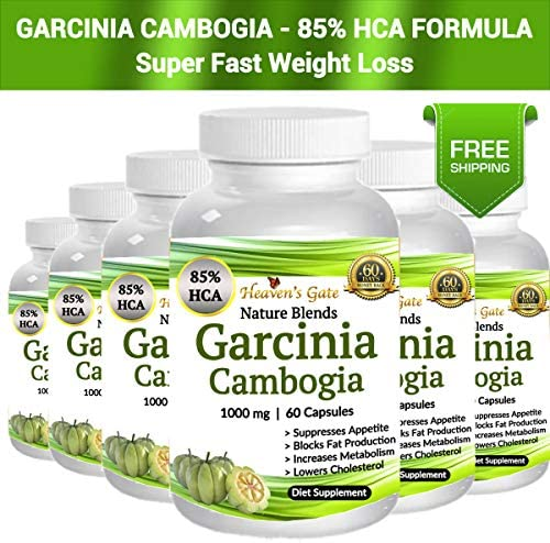 Garcinia Cambogia Extract Non Stimulating Suppressant product image