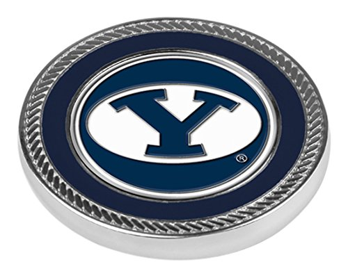 NCAA Brigham Young Univ. Cougars - Challenge Coin / 2 Ball Markers (Ncaa Coins)