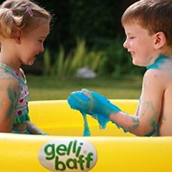 Squishy Gelli Baff With Toys : Amazon.com: Squishy Baff Bath Kit - Blue: Toys & Games