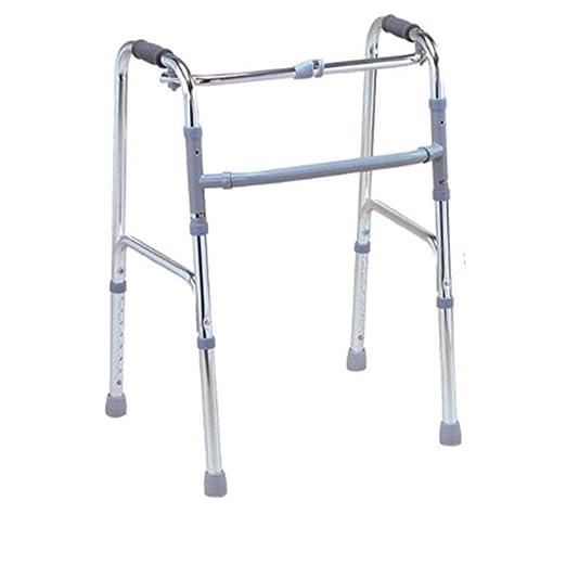 LXDDJZXQ Andador para Ancianos Walker, Ligero Ajustable ...