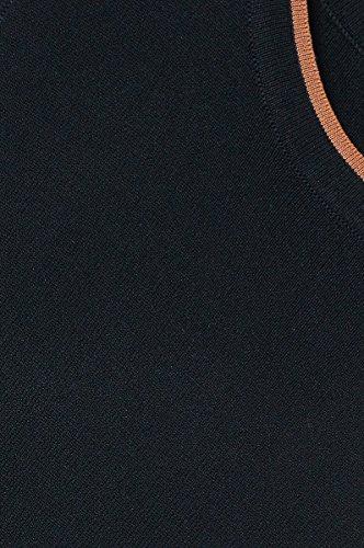 CHERRY PARIS - Vestido - vestido - cuello en V - Sin mangas - para mujer negro