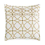 "Barbara Barry Corso 16"" Square Decorative Pillow Bedding"