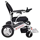 Foldable Electric Wheelchair - Free Shipping - Canadian Company