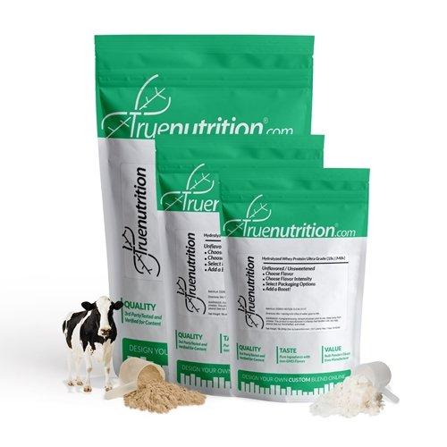 True Nutrition Hydrolyzed Whey Protein Ultra Grade [Milk] (Chocolate 1lb.)