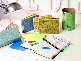 edding 1200-10S - Estuche de metal con 10 rotuladores, multicolor: Amazon.es: Oficina y papelería