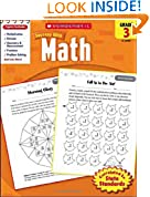 #9: Scholastic Success with Math, Grade 3 (Scholastic Success with Workbooks: Math)