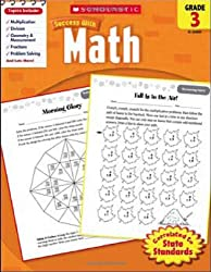 Image of the product Math Grade 3   Scholastic that is listed on the catalogue brand of Scholastic Teaching Resou.