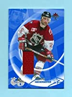 Scott Niedermayer Devils Ducks Jersey 2002-03 Be A Player All Star #AS-65
