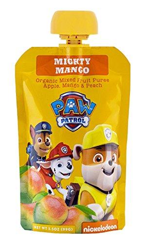 PAW Patrol Organic Mixed Fruit Pouch