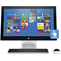 HP Pavilion 27-n010 27-Inch All-in-One Touchscreen Desktop (Certified Refurbished)