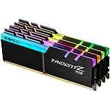 32GB G.Skill DDR4 TridentZ RGB 3600Mhz PC4-28800 CL16 1.35V Quad Channel Kit (4x8GB) for Intel Z270