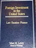 Foreign Investment in the United States, , 0471500453