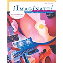 Imaginate!: Managing Conversations in Spanish (Book Only)