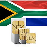 500MB of Mobile Internet and 100min call/text Prepaid sim card to use in South Africa for 30 Days Rechargeable (STANDARD/MICRO SIZE ONLY)