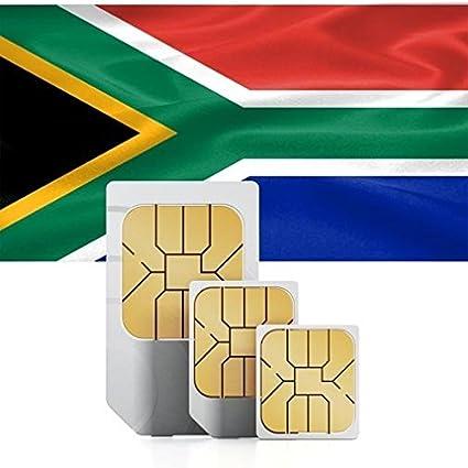 Carte Sim Afrique Du Sud.Carte Sim Prepayee Afrique Du Sud Forfait Internet 2go Taille Standard Micro