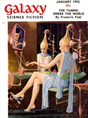 Stories from Galaxy Science Fiction Magazine, January 1955 (Stories from Science Fiction Magazine Book 2)