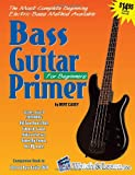 Bass Guitar Primer, Bert Casey, 1893907279