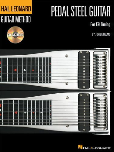 - By Johnie Helms Pedal Steel Guitar For E9 Tuning [Paperback]