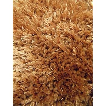 This Item Light Brown Shag Rug 5 Ft. X 7 Ft.