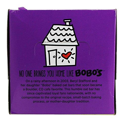 Bobo's Oat Bars - All Natural Bars Box Cinnamon Raisin - 12 Bars