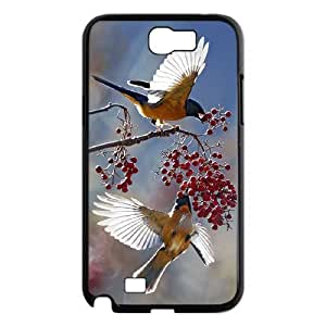 Hummingbird Phone Case For Samsung Galaxy Note 2 N7100 [Pattern-1]