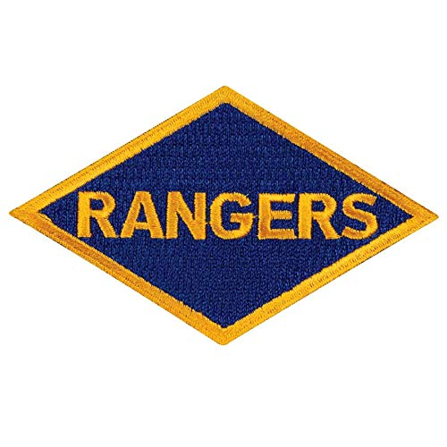 Medals of America Ranger Diamond Patch Blue
