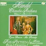 Handel: Chandos Anthems, Vol. 2, No. 4, 5 & 6