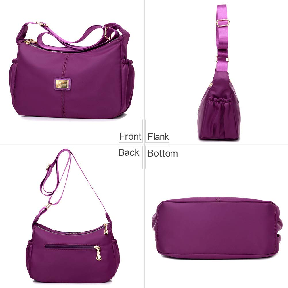 women's crossbody bags Cheap Shoulder Bag Stylish Ladies Messenger Bags Purse and Handbags by ACLULION (Image #3)