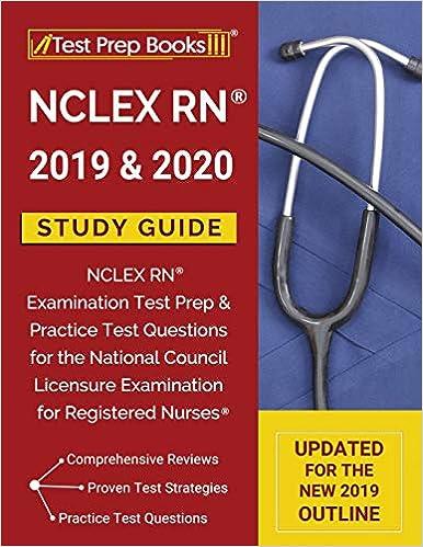 Nclex Rn 2019 2020